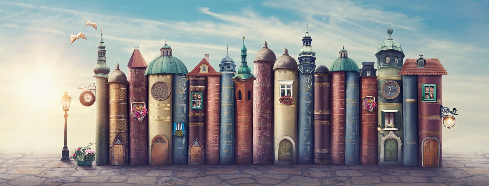 Oxford Literary Festival 2019 Little Town of Books