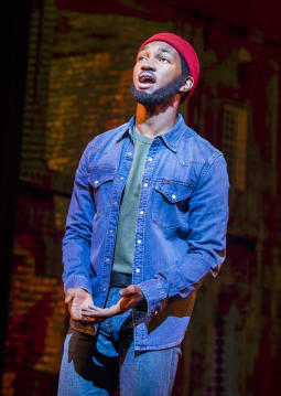6. MOTOWN THE MUSICAL. Shak Gabbidon Williams Marvin Gaye . Photo Tristram Kenton 3 sfudzd