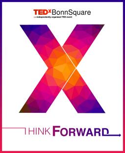 TEDx BonnSquare Portrait logo