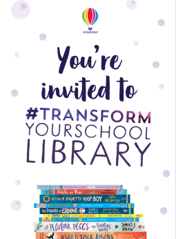 transform your library nuyi16
