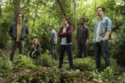 The Losers\' Club from IT Chapter Two