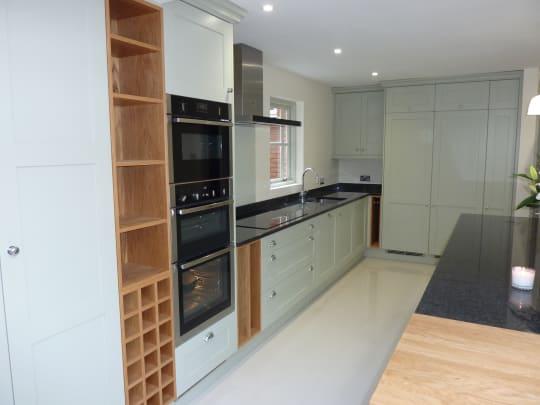 Woodwise Kitchens modern installation