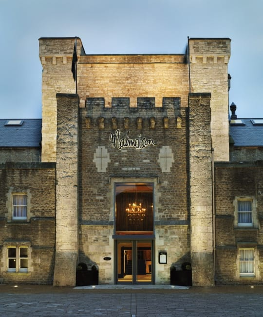 Malmaison front entrance