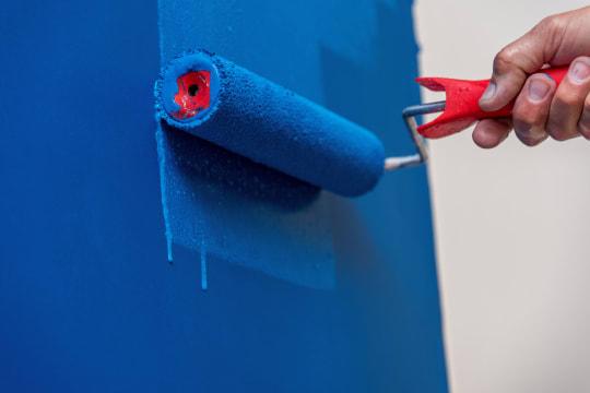 LA Paint Blure Paint Roller