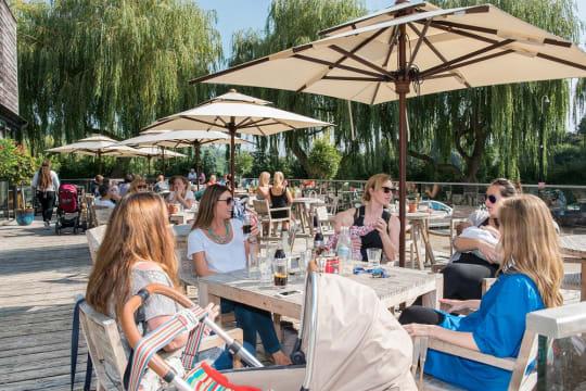 Cafe terrace Summer 2016 kxltei