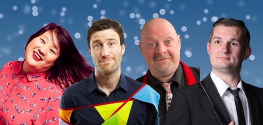 The Mill Arts Centre Christmas Comedy Club