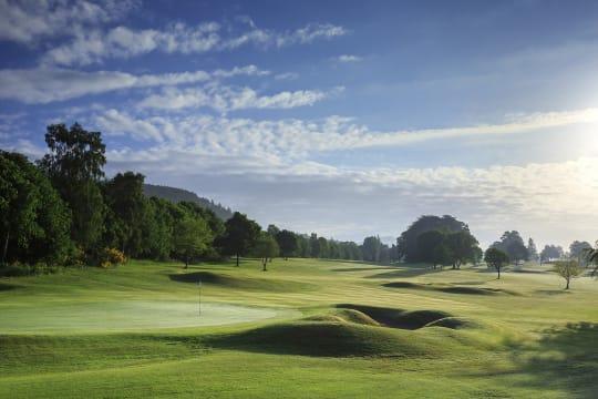 Golf Perthshire Crieff