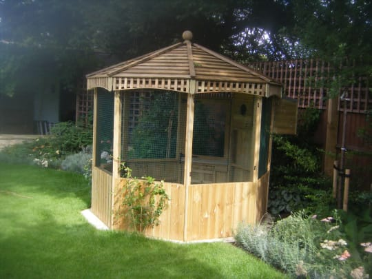 Eynsham wooden Summerhouse