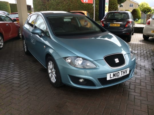 Fox Motor Company Leon For Sale Light Blue