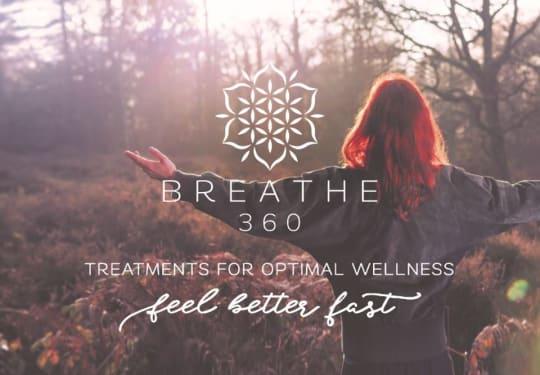 Breathe360 all treatments