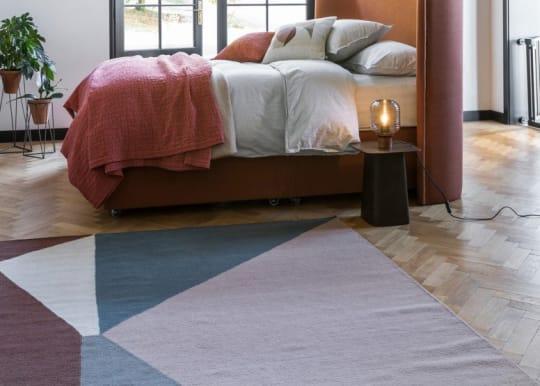 Heals prestine rug