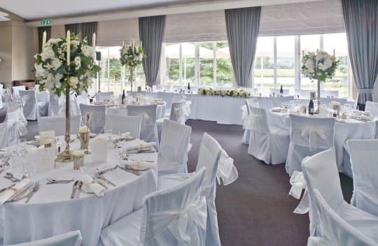 Henley Greenlands Heyworth Wedding