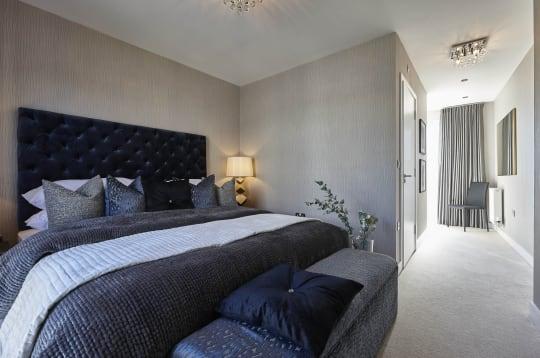 Mosaics Barton Park Bedroom