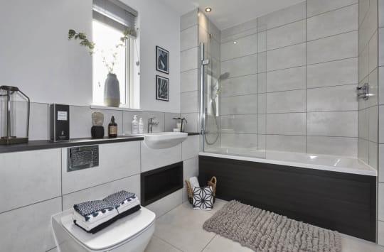 Mosaics Barton Park Bathroom Suite