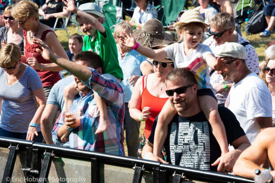 Lechlade Musical Festival Family Day Time Image