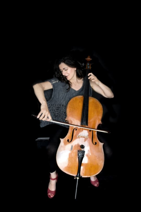 Natalie Clein and doric string quartet