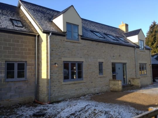 Tropiglaze Windows New House