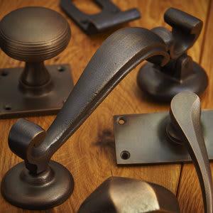 Oxford Ironmongery curve handles