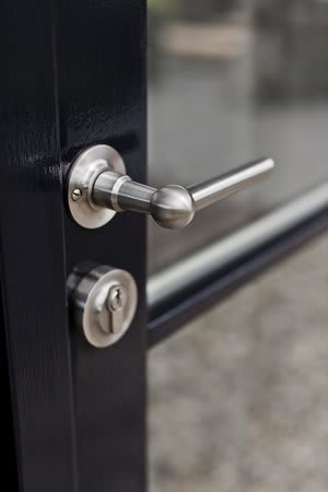 Oxford Ironmongery outside handle