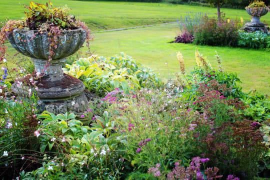 The Oxfordshire Gardener Flower Beds Garden Maintenance