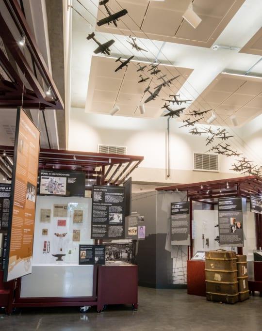 POW Exhibit Liberating Bergen Belsen Exhibit mbtvlp