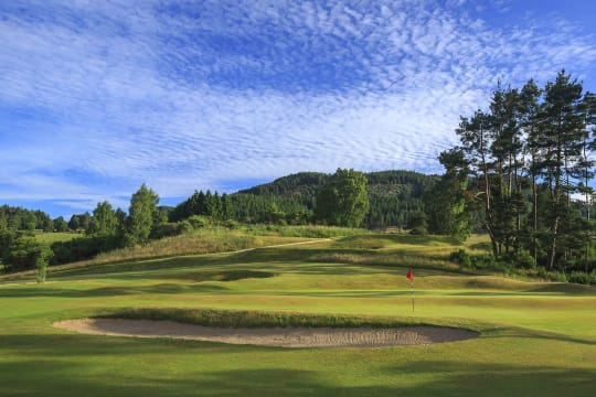 Golf Perthshire Pitlochry