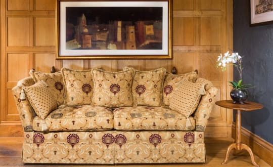 The Real Wood Furniture Company Sofa