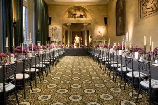 Woburn Abbey Weddings Sculpture Gallery Drawing Room