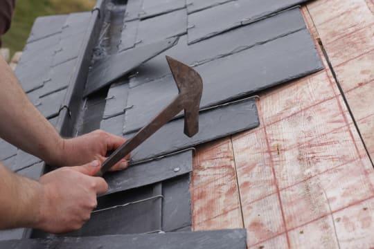 Milton Property Maintenance Slate Roof