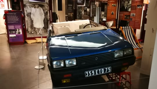 Spy Oxfordshire   Renault 11 Taxi used in A View To A Kill fan4uk
