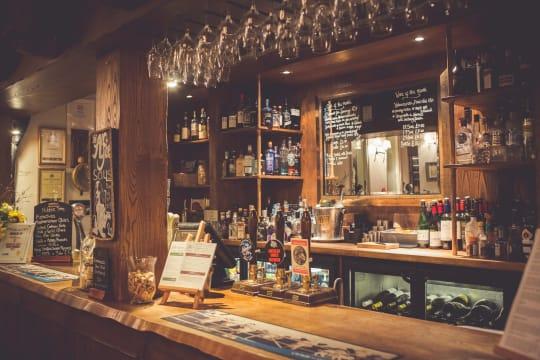 The Maytime Inn Bar