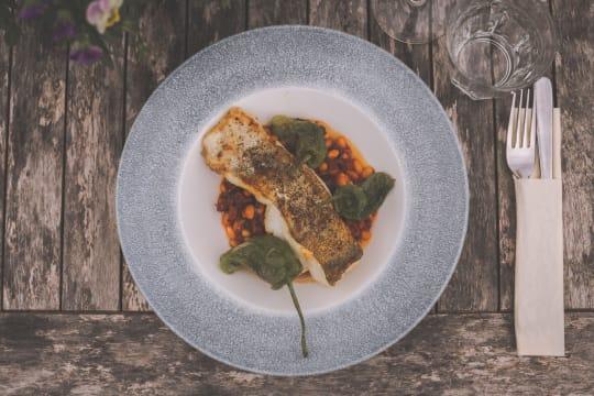 The Maytime Inn Restaurant Fish