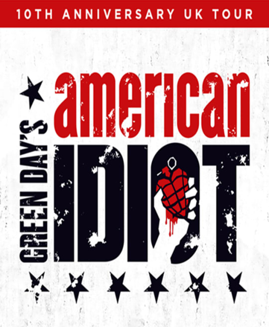 The Hexagon Green Day American Idiot
