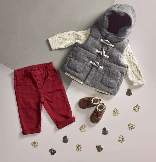 Clarendon Winter Baby Clothes