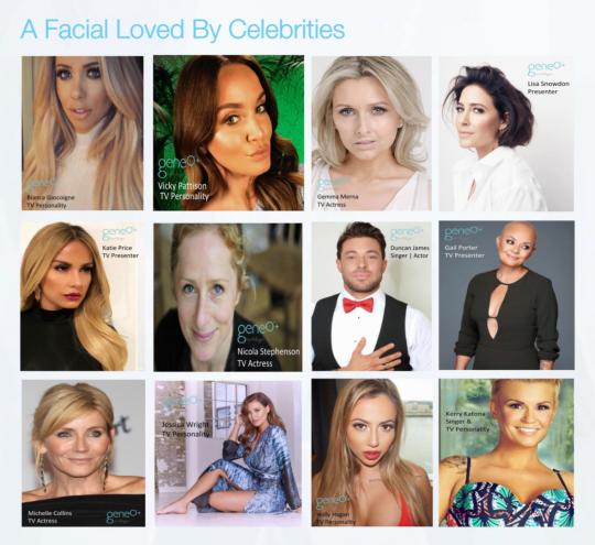 Quartz Aesthetics Geneo super  facial loved by celebrities