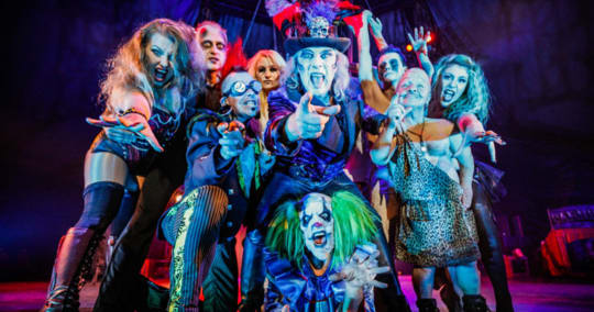 The Hexagon Circus of Horrors 2019