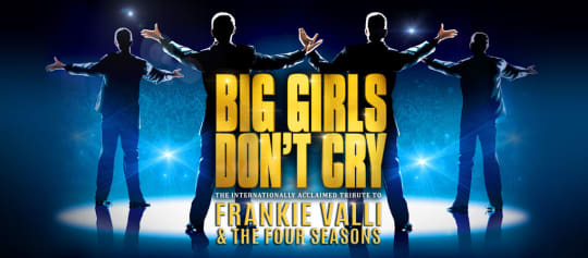 The Hexagon Frankie Valli The Four Seasons Big Girls Dont Cry