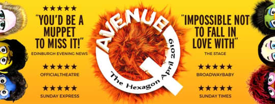 The Hexagon Avenue Q
