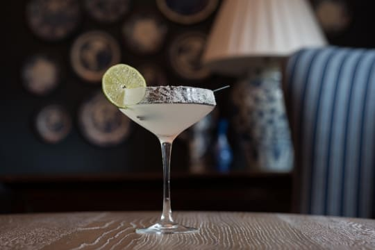 The Lygon Arms Cocktail