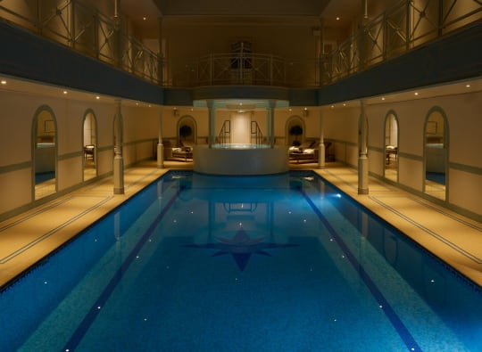 The Lygon Arms Pool and Gym