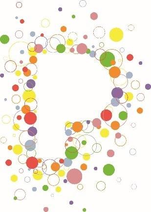 Pegasus Theatre Colourful P Logo