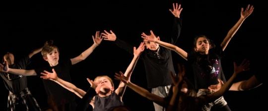 Pegasus Theatre Children
