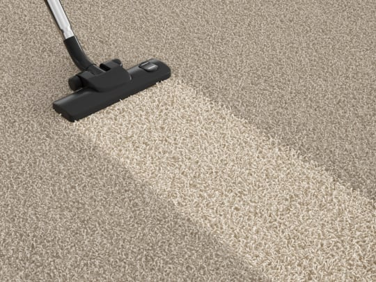 LSA Cleaning Services Hoovering Carpets