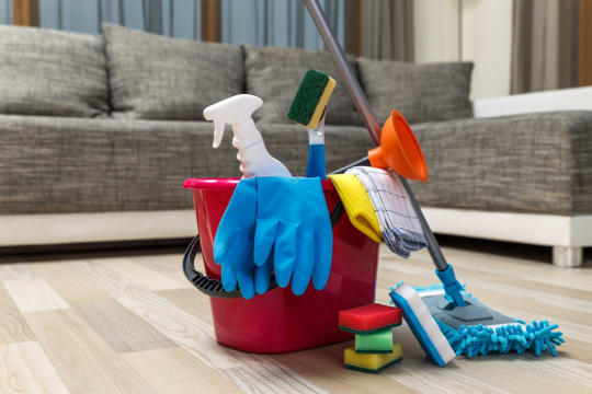 LSA Cleaning Services Standard Cleaning Products