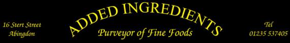 Added Ingredients Logo
