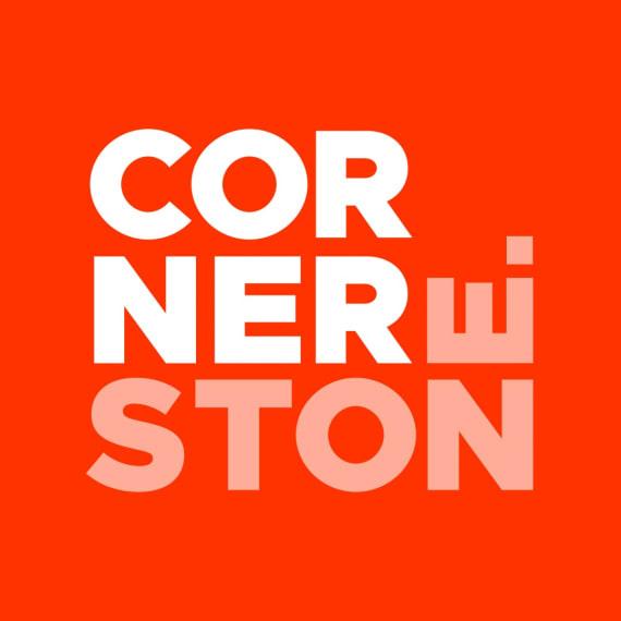 Cornerstone Arts Centre logo