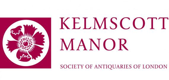 Kelmscott Manor Landscape Logo