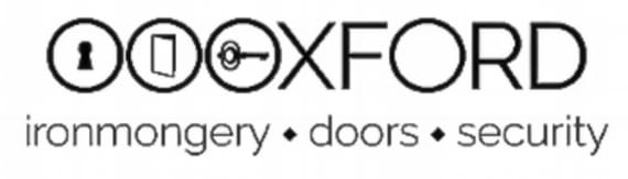 Oxford iron logo