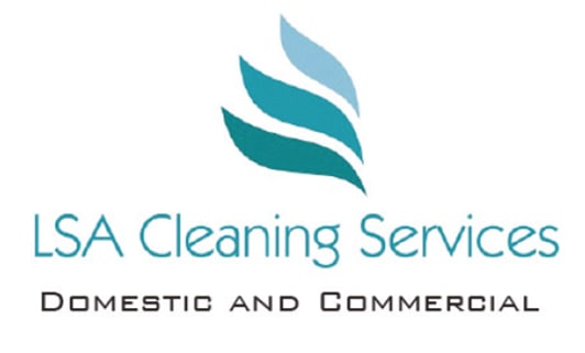 LSA Cleaning Services Logo Image