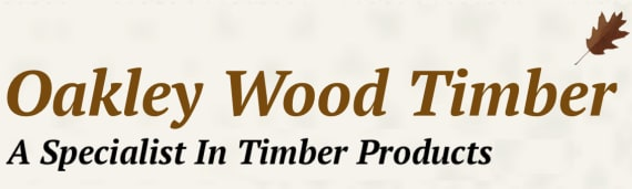 Oakley Wood Timber Logo